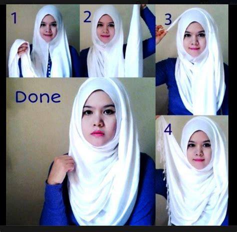tutorial hijab pashmina simple tapi cantik tutorial hijab simpel modis pashmina segi empat jasmin