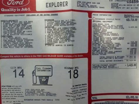 1996 Ford Explorer Engine 5 0l V8 by Buy Used 1996 Ford Explorer Awd 4dr Xlt 112wb 5 0l Efi V8