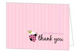 baby thank you card wording sles for cards and keepsakes