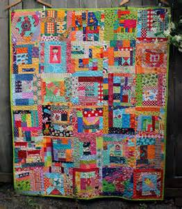 Quilting Quilts by Scrap Quilts Wombat Quilts