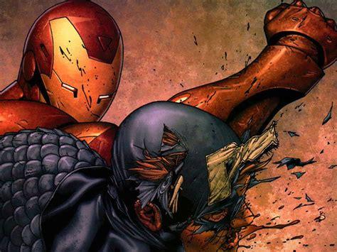 wallpaper captain america vs iron man my free wallpapers comics wallpaper iron man vs