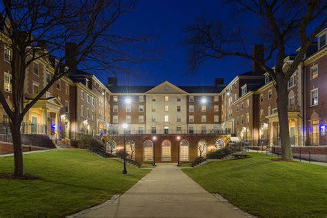 university housing cosentini associates brown university pembroke quad student housing