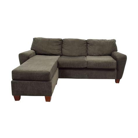 west elm duck l 70 off west elm west elm l shape grey sofa sofas