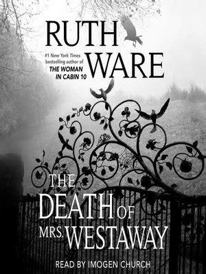 Ruth Ware · OverDrive (Rakuten OverDrive): eBooks