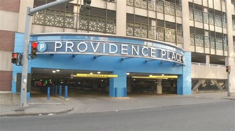 Providence Place Mall Parking Garage providence place renovates parking garage wjar