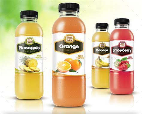 design label juice 23 bottle labels psd vector eps jpg download