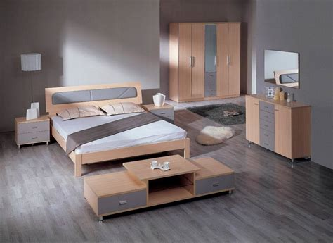 china mdf bedroom furniture 8608 china bed wardrobe