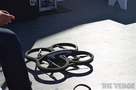 Drone Murah Meriah ces 2012 parrot ar drone 2 0 dilengkapi kamera hd dan