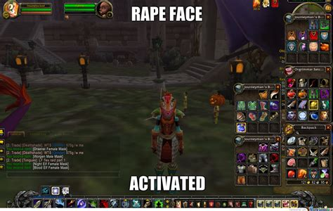 Because We Need More World Of Warcraft by deathheart