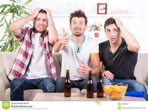 type of sport that fans watch on tv on thanksgiving football fans stock photo image 46338527