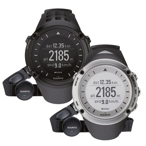 Suunto Ambit Silver Hr suunto ambit hr gps sport best buy at sport tiedje