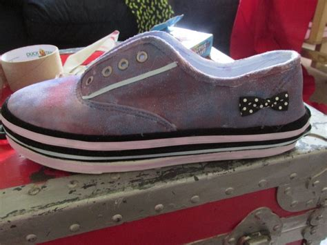 diy creeper shoes diy galaxy print creepers 183 how to paint a pair of