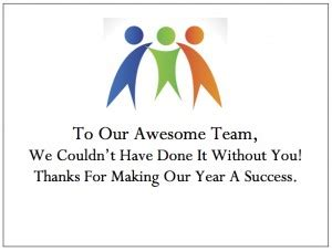 thanking letter for teamwork employee teamwork quotes quotesgram