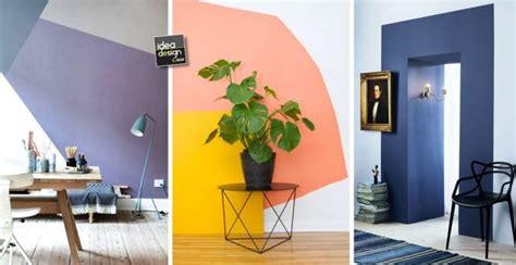 Come Dipingere Una Parete In Modo Originale by Dipingere Le Pareti Di Casa In Modo Creativo 20 Idee