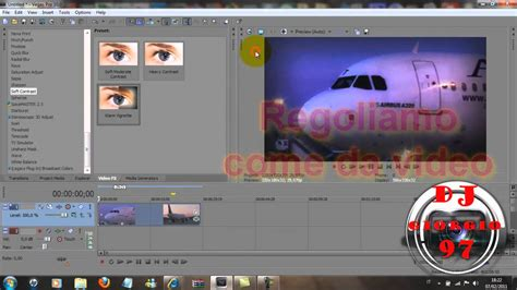 sony vegas pro coloring tutorial tutorial sony vegas pro 10 video coloring correzione