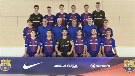 equipo futbol sala barcelona el bar 231 a b de f 250 tbol sala de torneo en la nueva ciudad de
