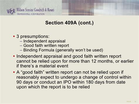 section 409a valuation finance4founders startup stock options
