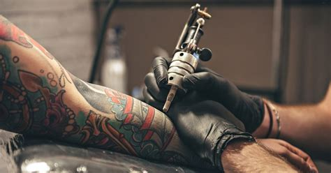 can tattoos cause cancer can ink cause cancer a new study thinks so