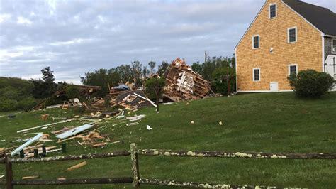 House Block Island by House Explodes On Block Island Wjar