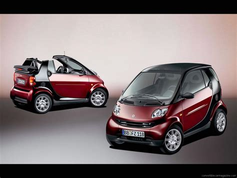 mercedes smart araba smart fortwo cabrio 2007 2014 buying guide