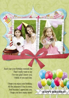 Photo Collage Greeting Card Template by Photo Collage Ideas Free Collage Templates For Inspiration