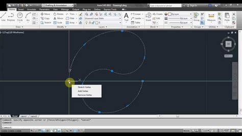 autocad tutorial arrow with polyline autocad how to make a custom linetype youtube