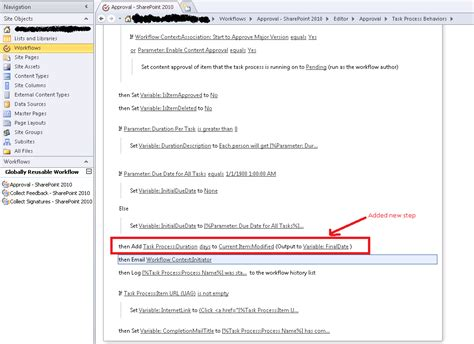 sharepoint 2010 workflow email sharepoint 2010 approval workflow email date issue