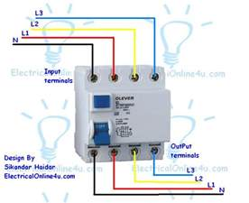 rcd wiring diagram wiring diagram schematics