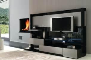 meuble salon contemporain design meuble tv design quelques exemples modernes
