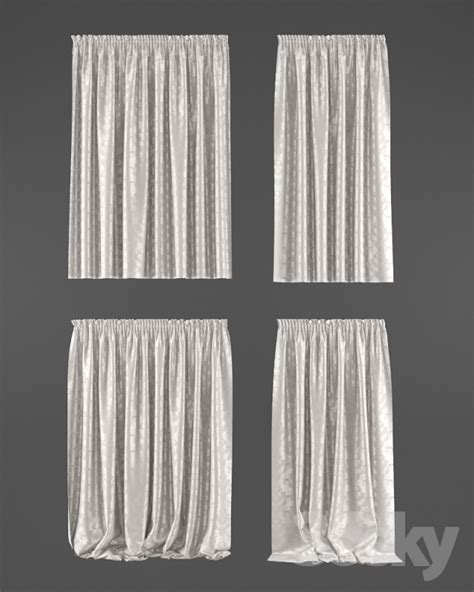 drapery direct 3d models curtain direct printed curtains