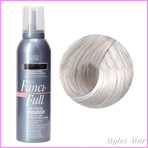 temporary hair color mousse temporary hair dye mousse stylesstar
