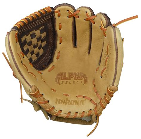 Handmade Baseball Gloves - 10 5 inch nokona custom alpha select s100cc youth baseball