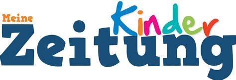 logo kindernachrichten freitag meine kinderzeitung zeitungsverlag waiblingen pauls