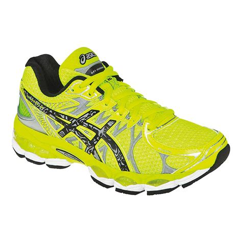 womens asics gel nimbus  lite show running shoe  road