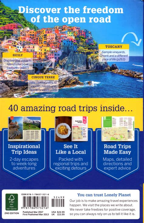lonely planet best trips lonely planet italy s best trips 38 amazing road trips