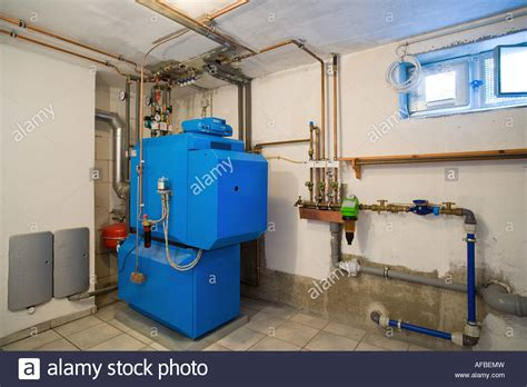 boiler room free pr house s central heating boiler room with fired boiler stock photo royalty free image