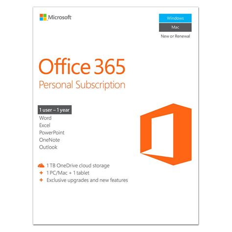 Office 365 Personal Review by Microsoft Office 365 Personal Subscription Staples 174