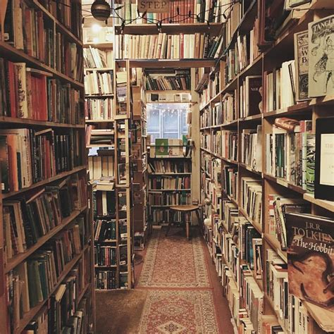 andy ferrario and the top 10 bookshops in europe