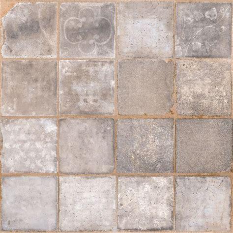 Sol Carreau De Ciment 818 by Carrelage Sol Montblanc Comptoir Du Cerame Carrelage Terre