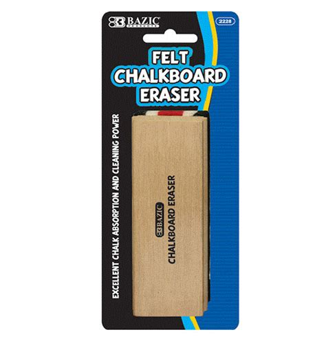 chalk paint eraser chalkboard eraser 002 2228 backpack gear inc