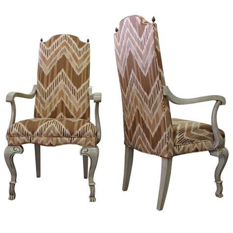 Ikat Arm Chair Design Ideas Pair Ikat Arm Chairs At 1stdibs