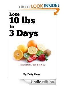 Fruit Detox 3 Day Plan by 3 Day Diet The Doctor And Detox Diet Drinks On