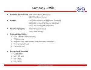 company profile design price in malaysia pne company profile