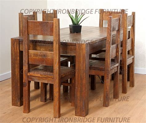 rustic dining room chairs best 20 rustic dining chairs ideas on dining