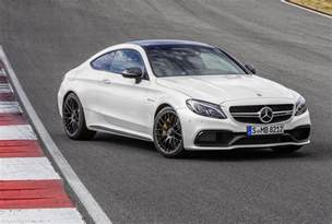 Mercedes C360 2016 Mercedes Amg C 63 Coupe Revealed Performancedrive