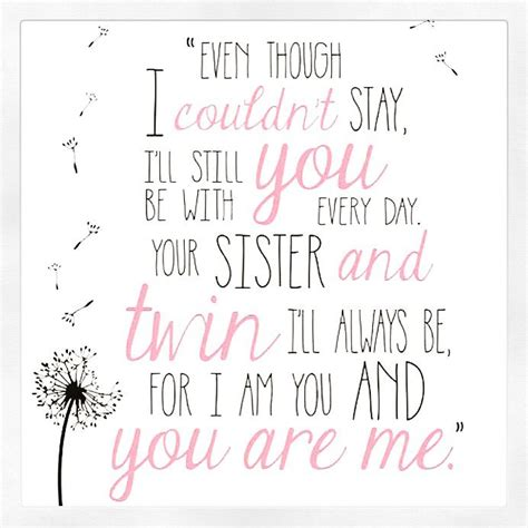 twin twin quotes sisters twin quotes sister