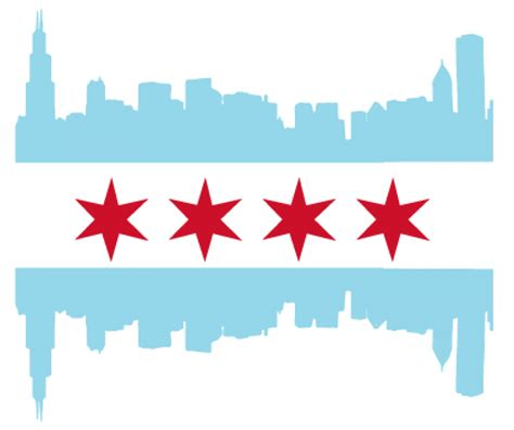 cropped chicago flag png chicago literati
