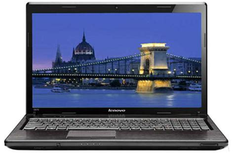 Laptop Lenovo Essential G470 lenovo essential g470 59 337050 i3 2nd 2 gb 320 gb dos laptop price in