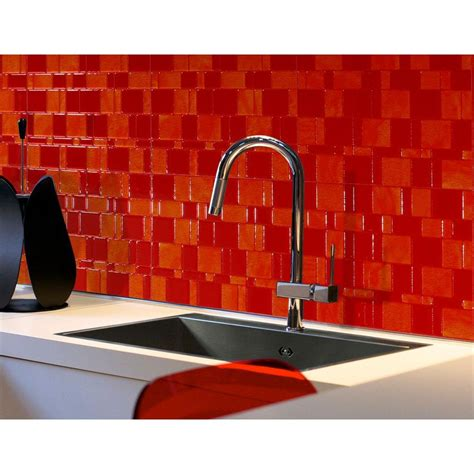 smart tiles ruby 11 55 in x 9 64 in peel and stick
