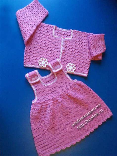 vestidos tejidos a crochet para bebes vestido tejido a crochet para bebe de 0 a 18 meses